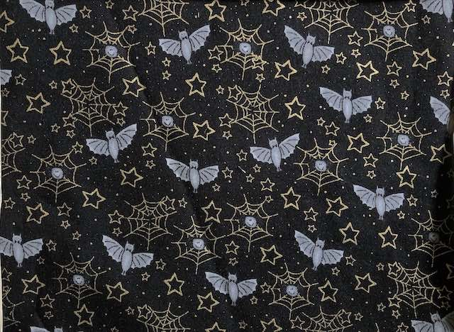 Bats in bow ties adjustable face mask Zoe's Bag Boutique