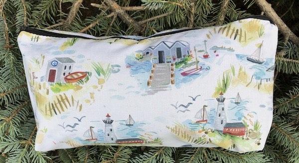 Beach Dreams Large Zini Flat Bottom Bag