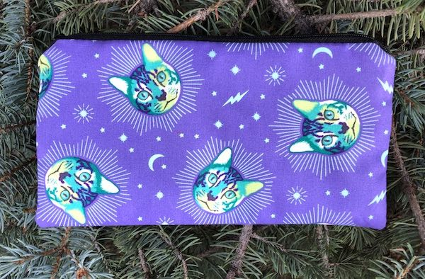 Cheshire Deep Scribe Pen and Pencil Case