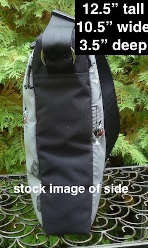 custom made cross body bags
