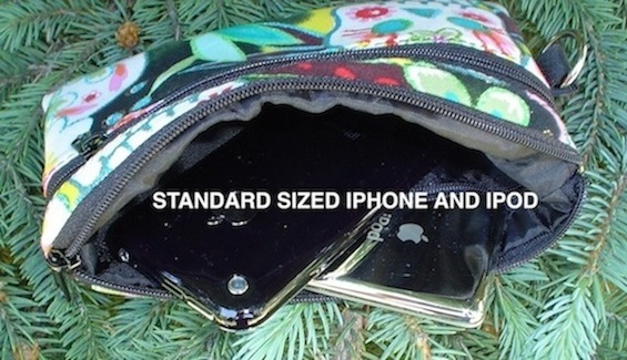iphone purse