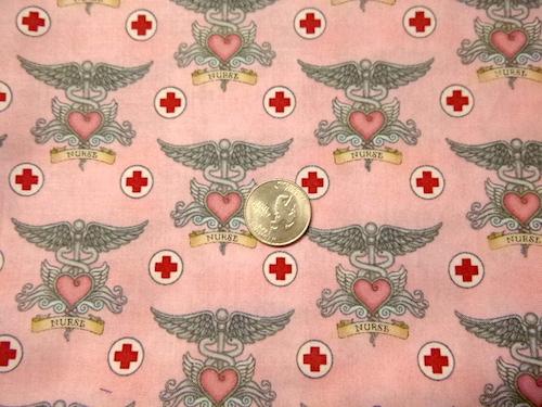 Nurse coin purse