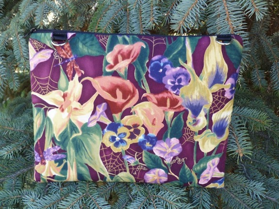 boutique style case for iPad or tablet