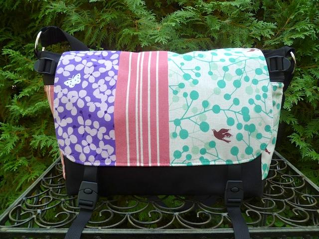 custom made messenger bag