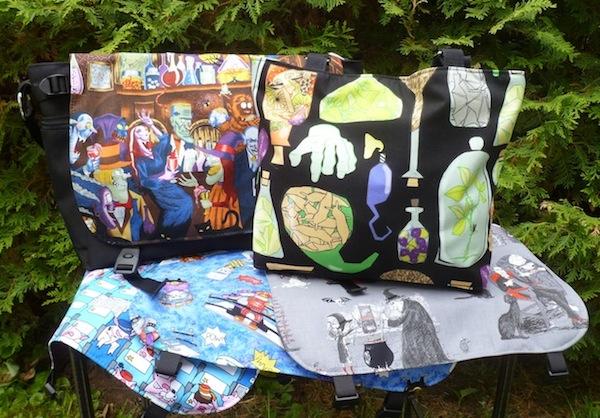 custom made bags and purses