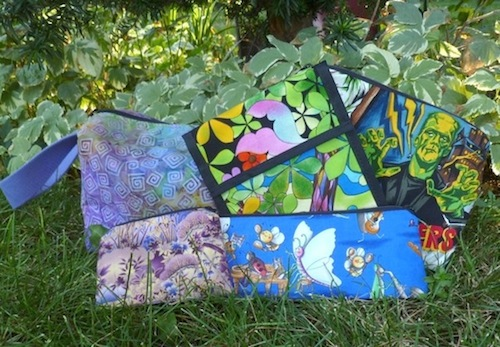 boutique bags zip bags make up bags