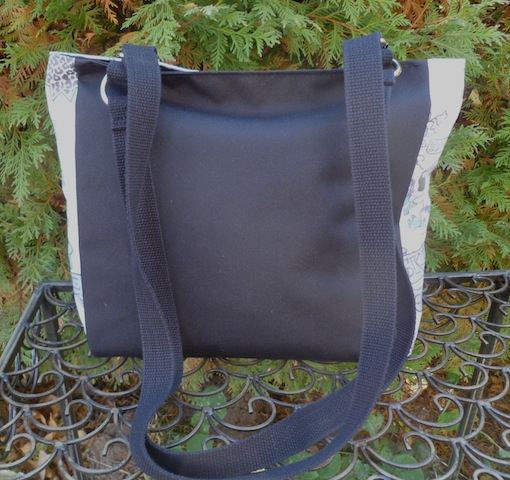 derby girl purse with long handles