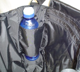 bag with bottle sleeve