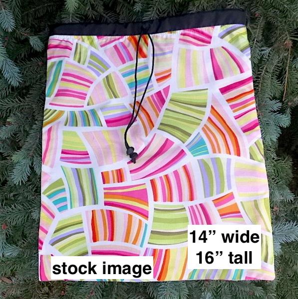 unusual shoe bag, unusual lingerie bag