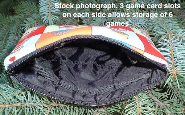 padded case for Nintendo