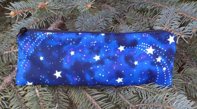 glow in the dark stars pencil case