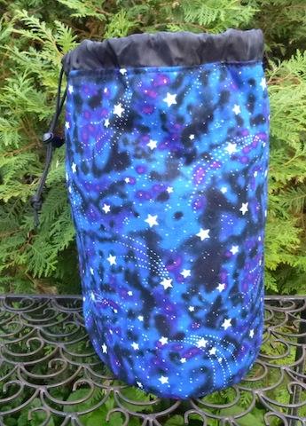 glow in the dark stars rumminkub game tile bag