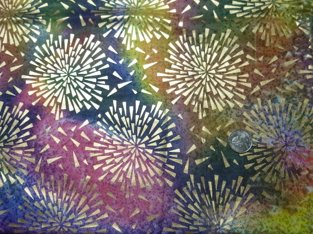 batik fabric for custom made soft sided tote and bag for mahjong racks and tiles
