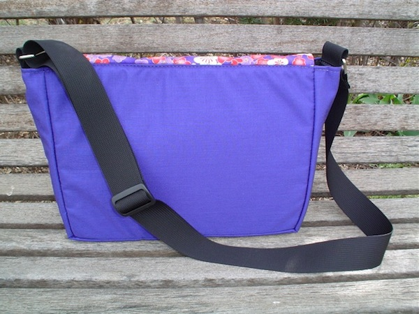 messenger bag adjustable strap