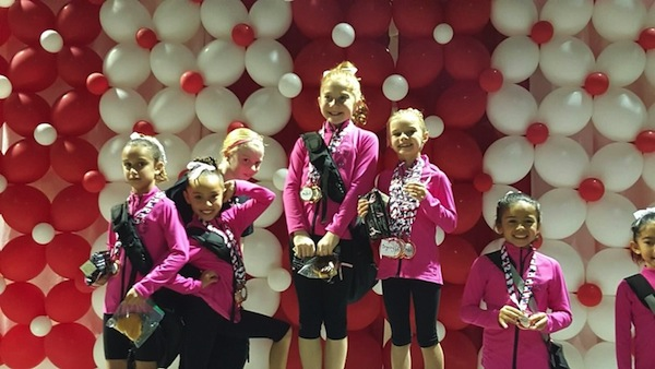 girls gymnastics gifts