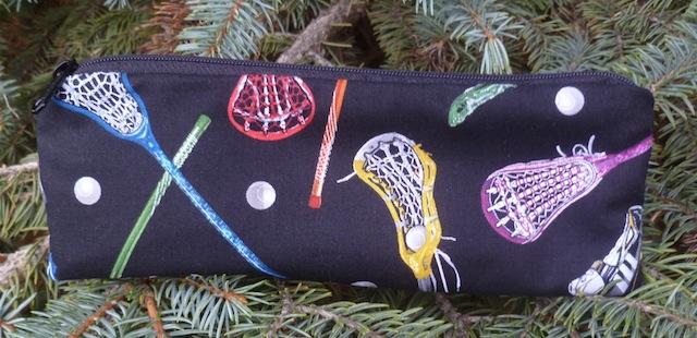 lacrosse pen and pencil case