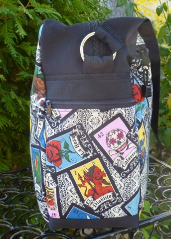 zippered travel shoulder bag cross body large