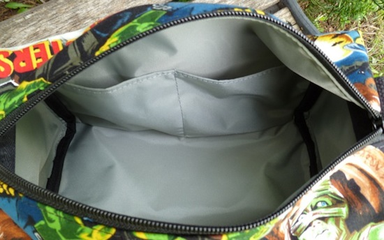 large toiletry cosmetic travel case