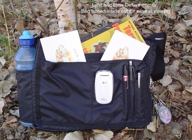 messenger bag with inside pockets