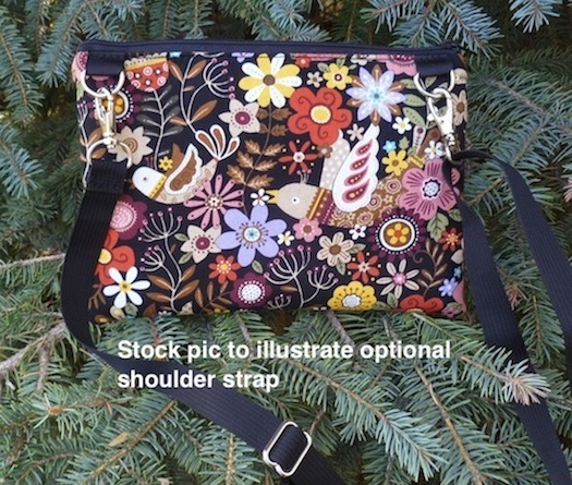 stylish diabetic supply case