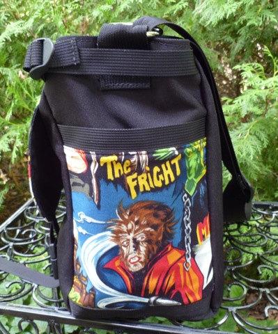 movie monster messenger bag