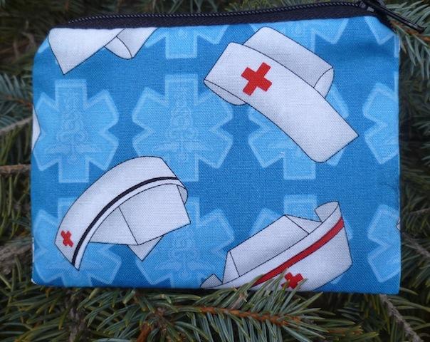 nurses coin purse