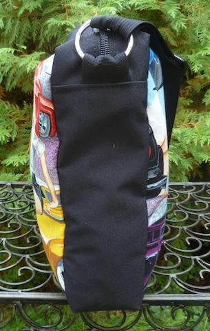 50's style shoulder bag purse