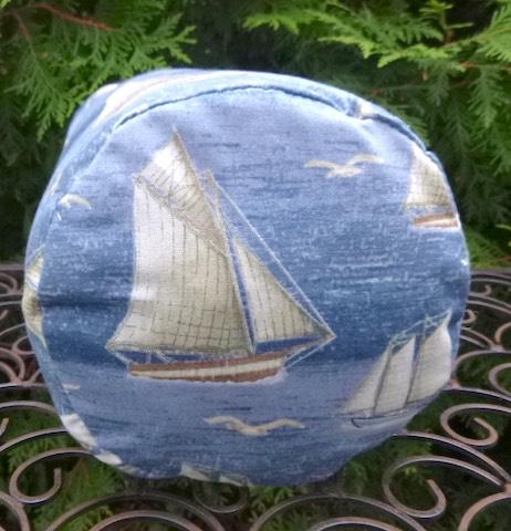 yachts Scrabble tile bag, yachts Rummikub bag,