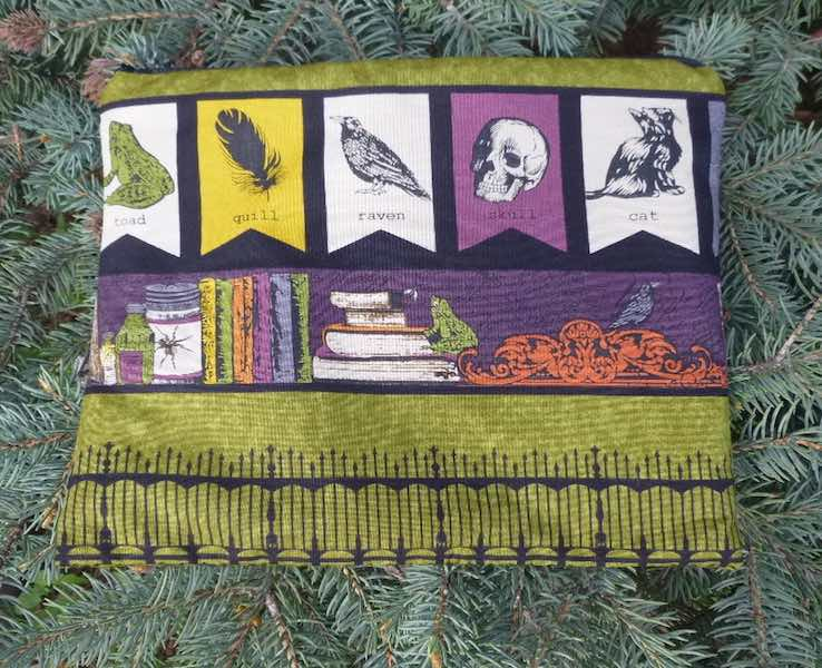 spooky extra large pencil case