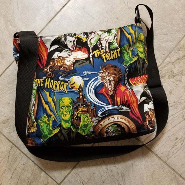 Movie Monster purse Zoe's Bag Boutique