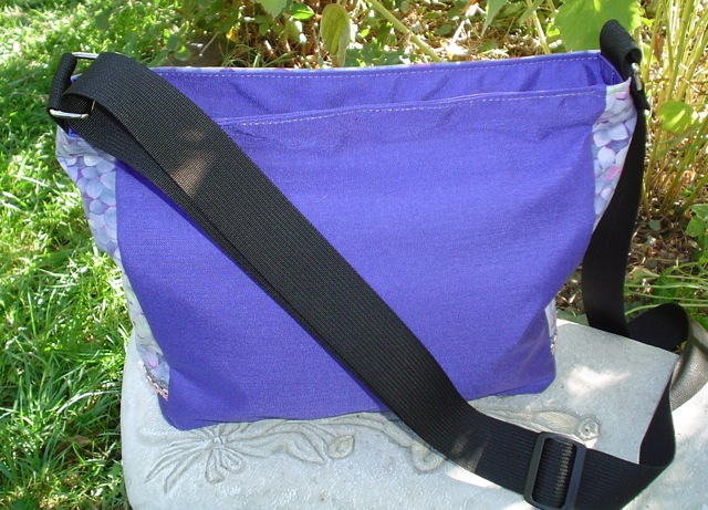 cross body purse made in USA