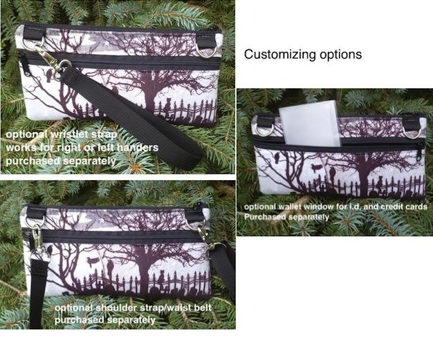 padded case for long e-cigarettes