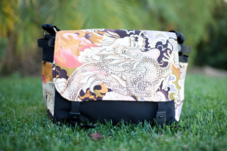 unusual boutique messenger bags custom made