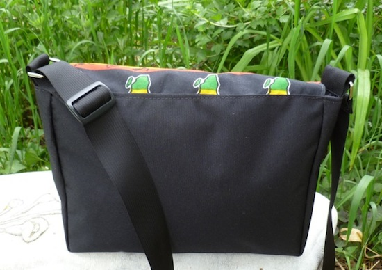 custom made smaill messenger bag