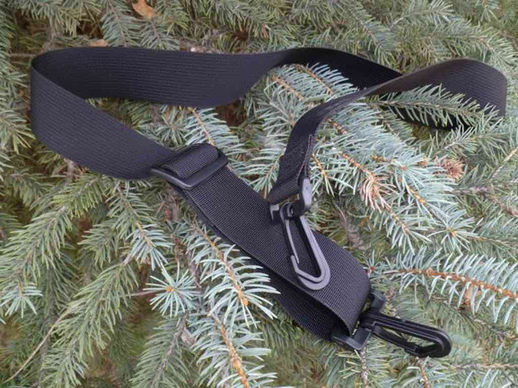 """1.5"""" wide removable replacement shoulder strap"""