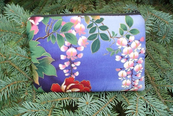 Wisteria Gamer-Padded case for the Nintendo DS and DS Lite-CLEARANCE