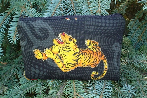 Dragon and Tiger padded Case for the Nintendo DS and DS Lite-CLEARANCE