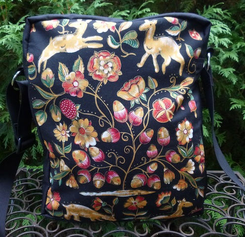Elizabeth's Garden shoulder bag, The Fox-CLEARANCE