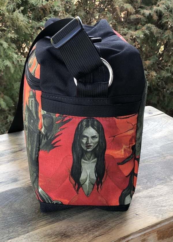 Midnight Shadows Tilly Shoulder Bag