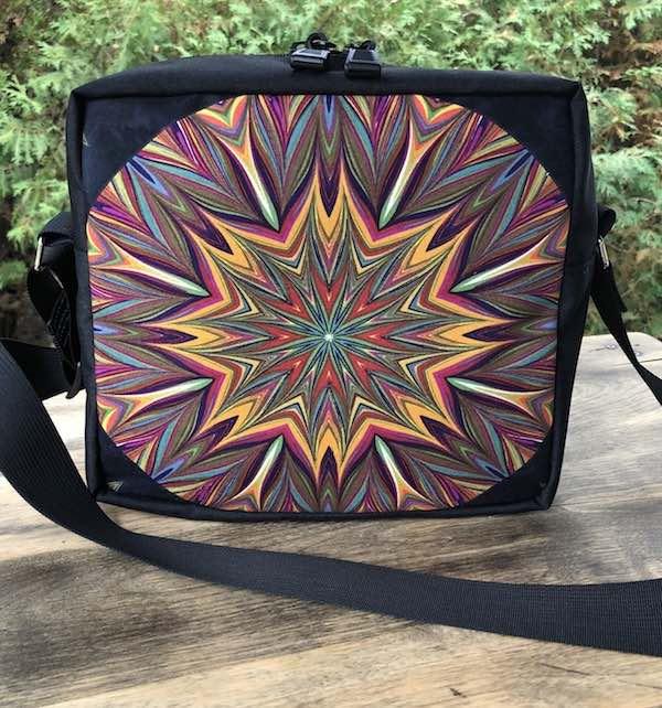 Starburst Shoulder Bag, The Raccoon