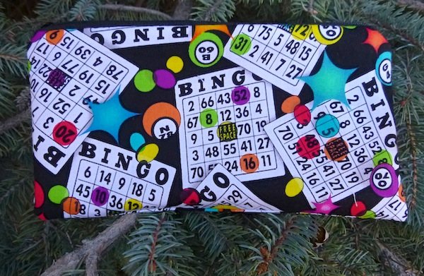 Bingo Deep Scribe pen and pencil case