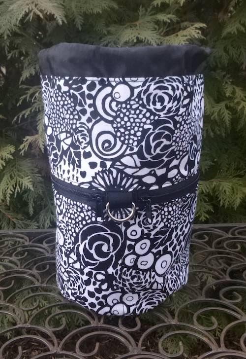 Charlston Kipster Knitting Project Bag