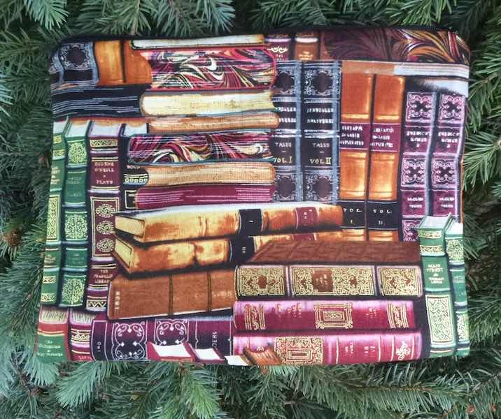 Classic Books Supa Scribe extra large pencil case