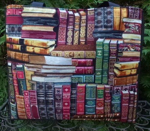 Classic Books Fauna Deep Tote