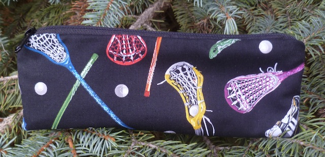 Lacrosse equipment pen and pencil case, The Scribe