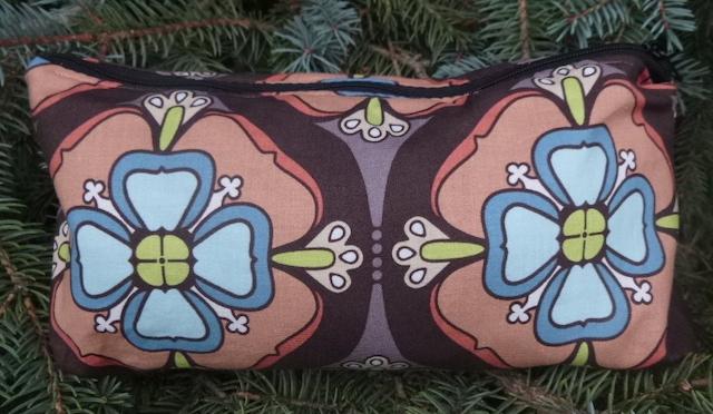 Magnolia flat bottom bag, The Zini-CLEARANCE