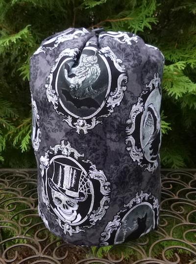 Mirror Mirror drawstring bag, The Large Suebee