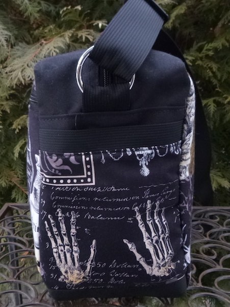 Nevermore a Tribute to Edgar Allan Poe, Tilly Shoulder Bag