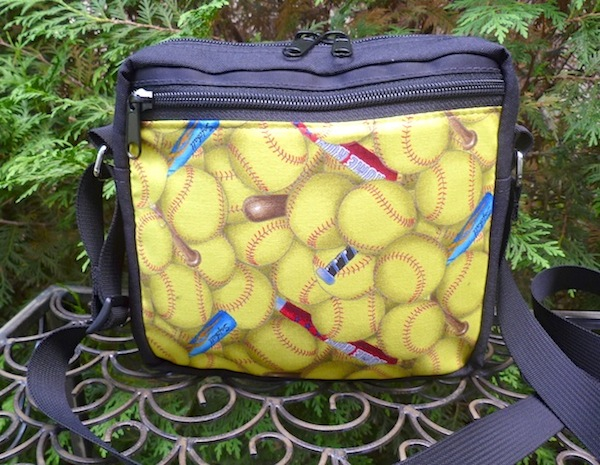 Softball Hipster Bag, The Otter