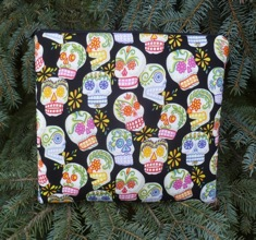 Sugar skulls Padded case for tablets and e-readers, The Boda